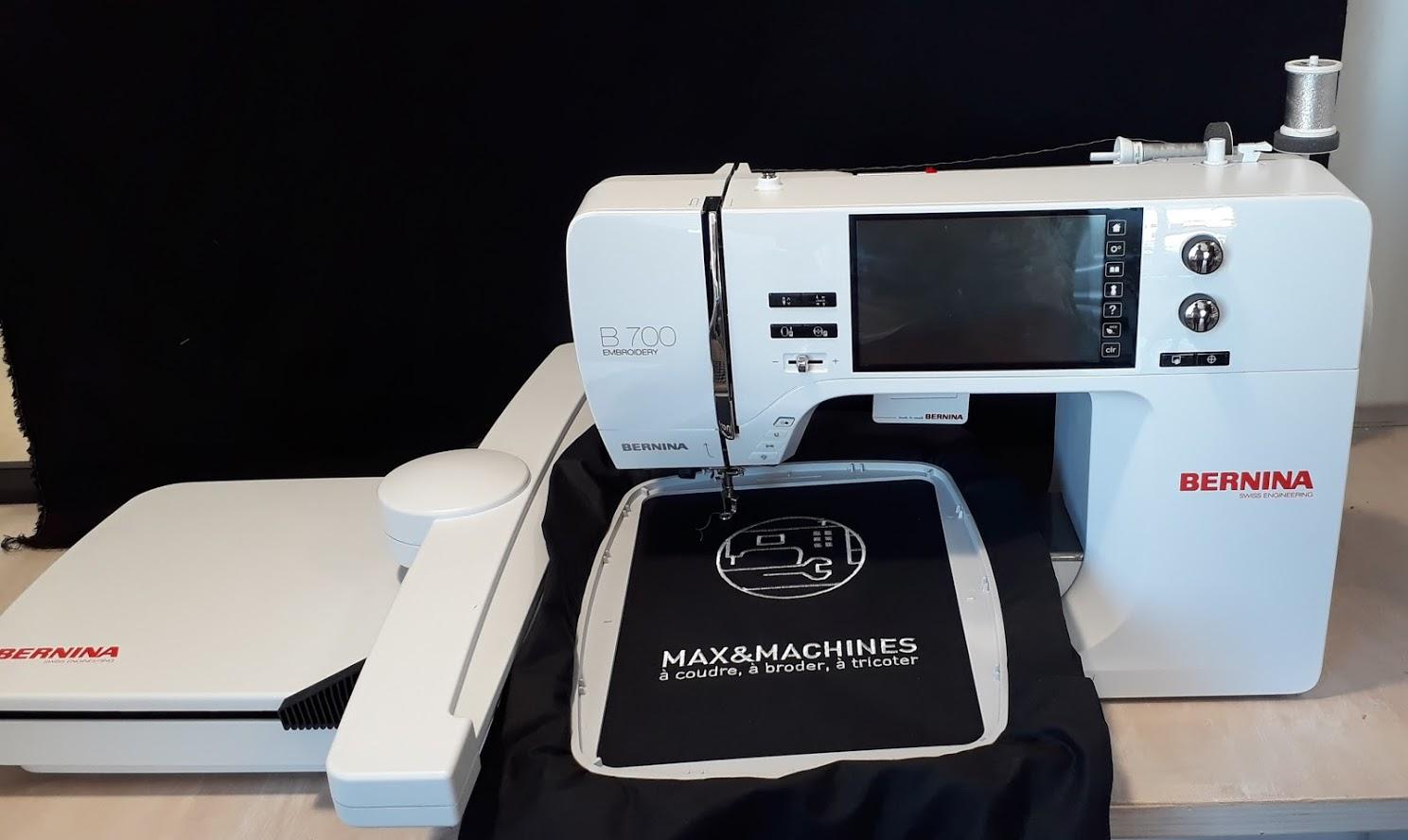 Formation à votre machine par MAX&MACHINES à Seyssins (juste à côté de Grenoble)